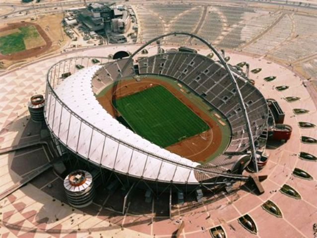 khalifa international stadium 2-2